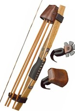 "3Rivers Archery Lightweight ""MiniMax"" Bow Quiver 3 Arrow"