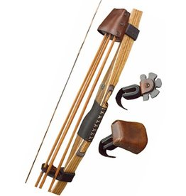 """3Rivers Archery Lightweight """"MiniMax"""" Bow Quiver 3 Arrow"""