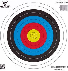 3006 3006 Mini Paper Target 10 Ring (Each)