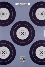 3006 3006 Mini Paper Paper Target 5 Spot (Each)