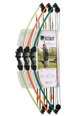 Bear Archery Bear Scout Youth Compound Set LH/RH Flo Orange