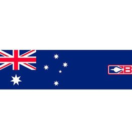 "Bohning Archery Bohning Arrow Wraps 4"" Australia Flag 12Pack Standard"