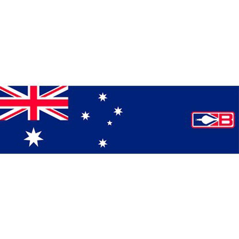 "Bohning Archery Bohning Arrow Wraps 4"" Australia Flag 12Pack Small"