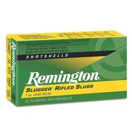 Remington Remington 12Gauge #1 Slugger RS 5Pkt