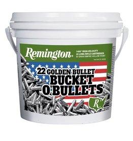 Remington Remington HP 22 LR Bucket of Bullets 36gr 1400Pkt