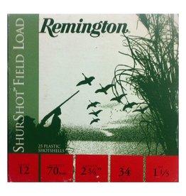 Remington Remington 12Gauge #6 Shurshot 34g 25Pkt