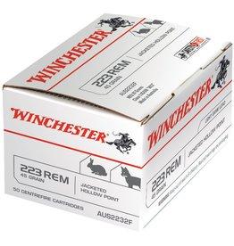 Winchester Winchester AUS Value Pack 223REM 45Gr JHP 50Pkt