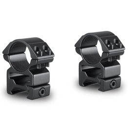 "Hawke Hawke Match Mount Weaver 1"" 2pc High"