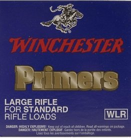 Winchester Winchester Large Rifle primer #8-1/2-120 100 Pkt