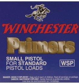 Winchester Winchester Small Regular Pistol primer #1-1/2-108 100 Pkt