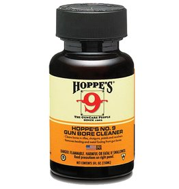 Hoppes Hoppes No.9 Gun Bore Cleaner Solvent 2oz