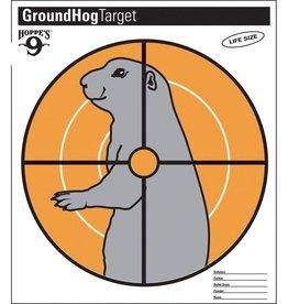 Hoppes Hoppes 9 Groundhog Target 20Pk