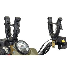 Remington Trophy Fin Grip Handlebar ATV Gun Grips
