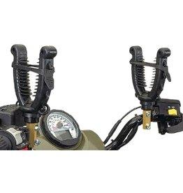 Remington Trophy Motorbike Handlebar Gun Grips