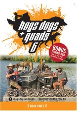 AFN Hogs Dogs & Quads 6 DVD