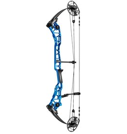 "Mathews Mathews Halon X Comp RH 70# 31"" Blue 75%LT"