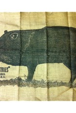 AMES Ames All Weather Burlap Pillow Target Javalina/Coyote