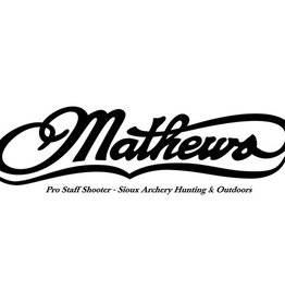 Mathews Mathews Sioux Shooter Decal
