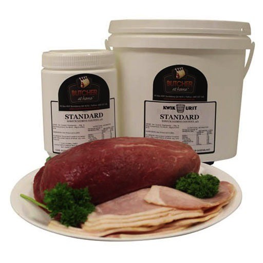 Butcher at Home KWIKURIT Standard Meat Cure  1kg