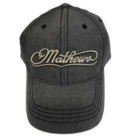 Mathews Mathews Steel Grey Cap