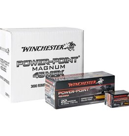 Winchester Winchester Power Point 22WMR 45gr HP 50Pkt