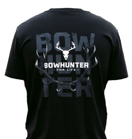 Bowhunter for Life Bowhunter The Rack Tee