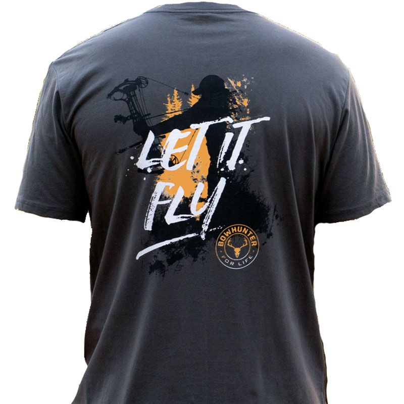 Bowhunter for Life Bowhunter Let it Fly Tee