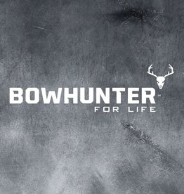 Bowhunter for Life Bowhunter for Life Vinyl Sticker 200mm Horizontal