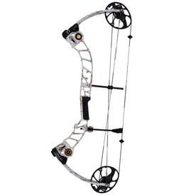 Top Point Bows Top Point T1 Bow RH Package Snow Camo