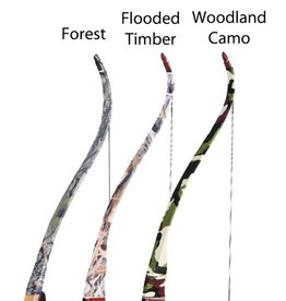 3Rivers Archery Limbsocks Forest Camo 1 pair.