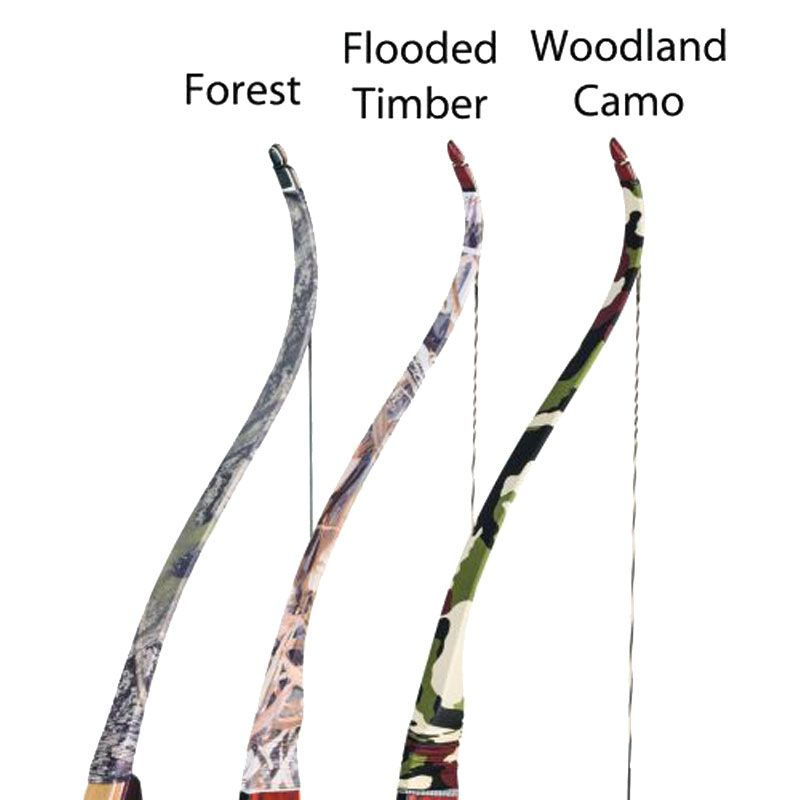 3Rivers Archery Limbsocks Forest Camo 1 pair.