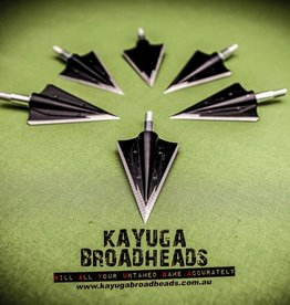 Kayuga Broadheads Kayuga Broadheads 130gr 6 Pack