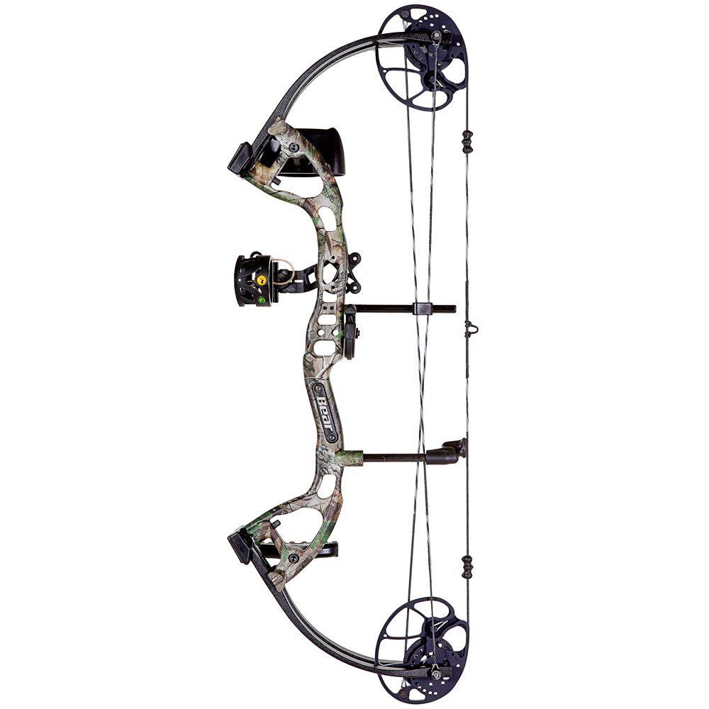 Bear Archery Bear Cruzer Lite RTH 45# LH Camo