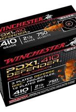 """Winchester Winchester PDX1 Supreme Elite 410G 2-1/2"""" BBx12/3xDiscs 10Pack"""