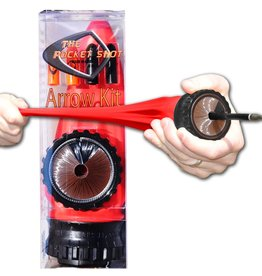 PowaBeam Pocket Shot Archery Compact Arrow Kit