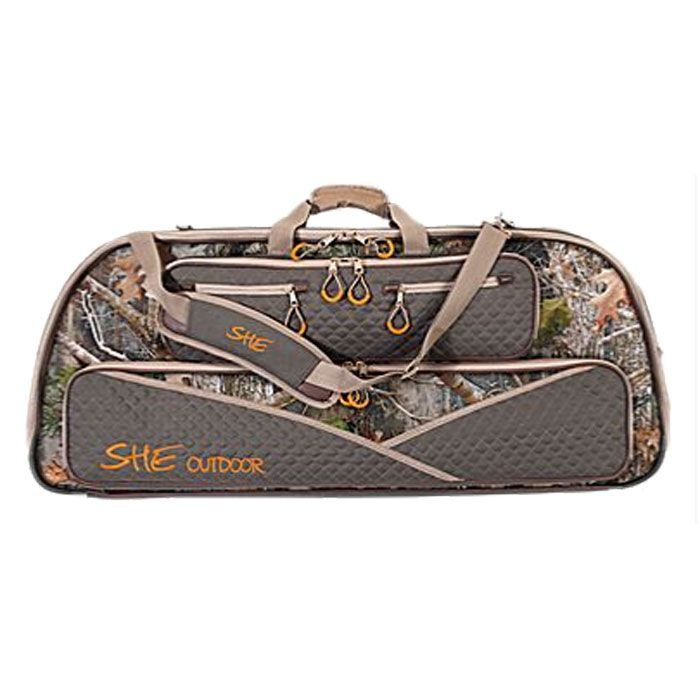 SHE Outdoors SHE Outdoor Bow Case Kanati/Green
