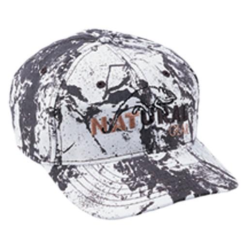 Natural Gear Natural Gear Snow Camo Cap W/Logo