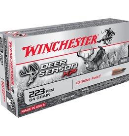 Winchester Winchester Deer Season 223Win 64gr XP 20Pkt
