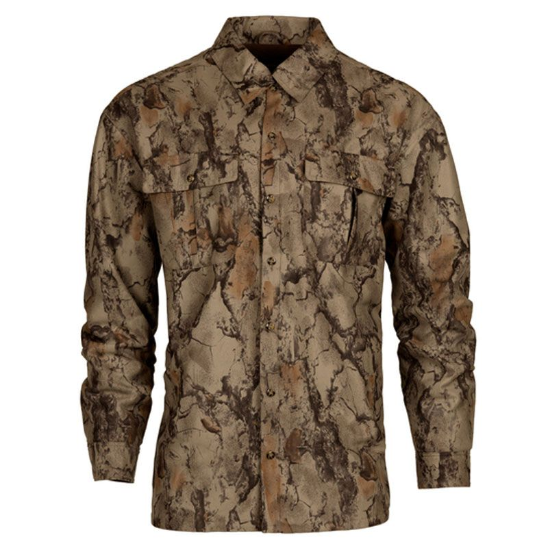 Natural Gear Natural Gear Camo Hunting Shirt Jacket