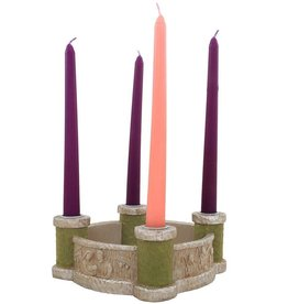 BETHLEHEM SCENES ADVENT WREATH