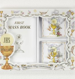 First Holy Communion Mass Set Girl