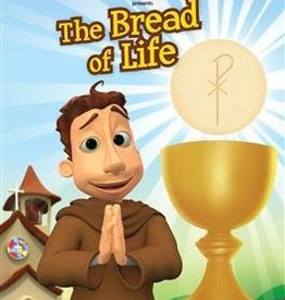 THE BREAD OF LIFE BROTHER FRANCIS CELEBRATING THE EUCHARIST