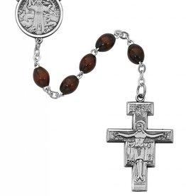 McVan 4 X 6MM San Damiano Rosary