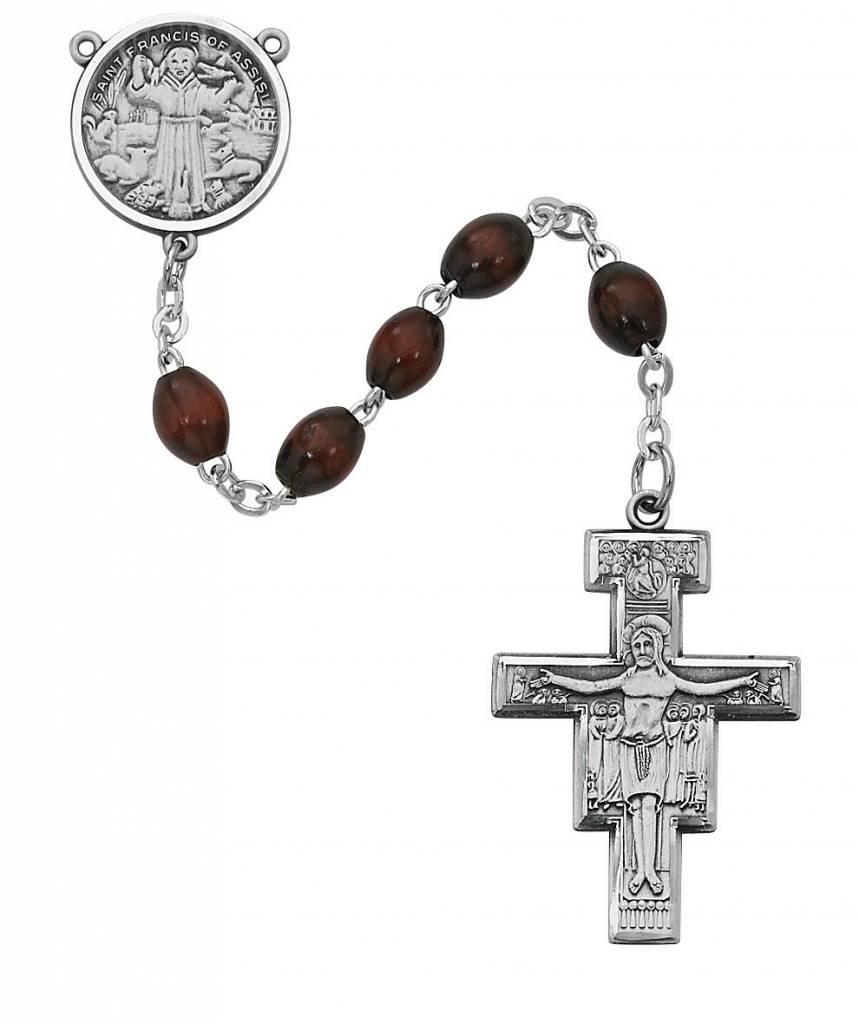 4 X 6MM San Damiano Rosary