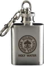 Holy Water Flask Key Chain