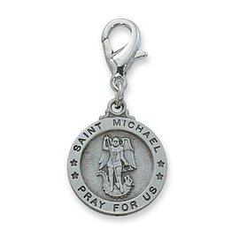 McVan St. Michael Clippable Charm
