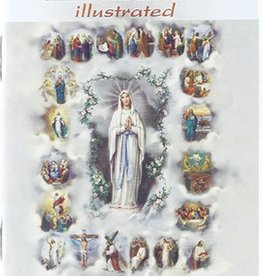 The Holy Rosary Illustrated Small