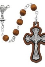 6MM BROWN WOOD COMMUNION RSRY
