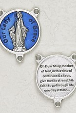 Enameled-Lady of Grace-Rosary Center