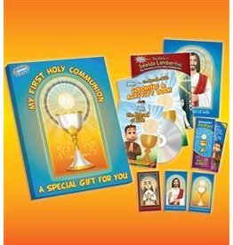 Ignatius Press Brother Francis Holy Communion Gift Pack